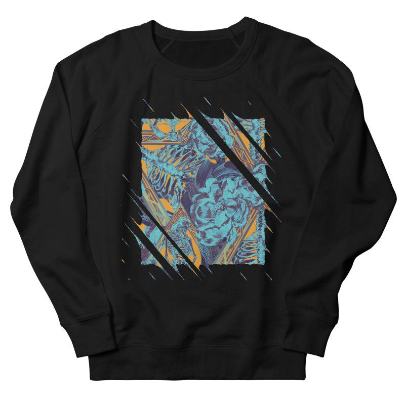Slash Triband Men's French Terry Sweatshirt by Saṃsāra LSD