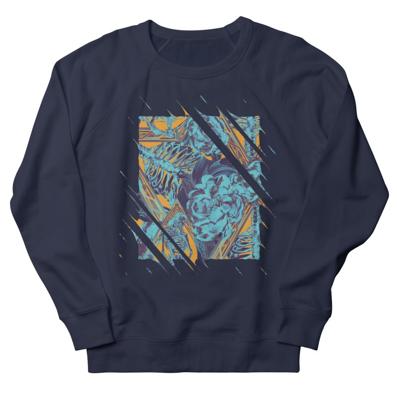 Slash Triband Men's French Terry Sweatshirt by Saṃsāra LSD