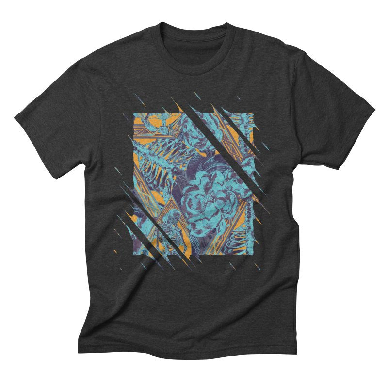 Slash Triband Men's Triblend T-Shirt by Saṃsāra LSD