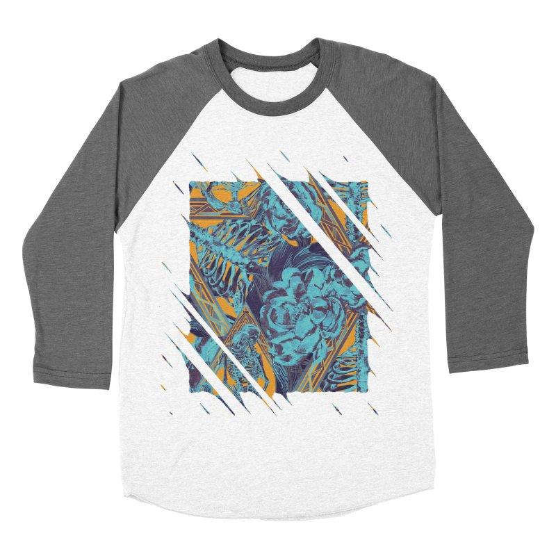 Slash Triband Men's Baseball Triblend Longsleeve T-Shirt by Saṃsāra LSD