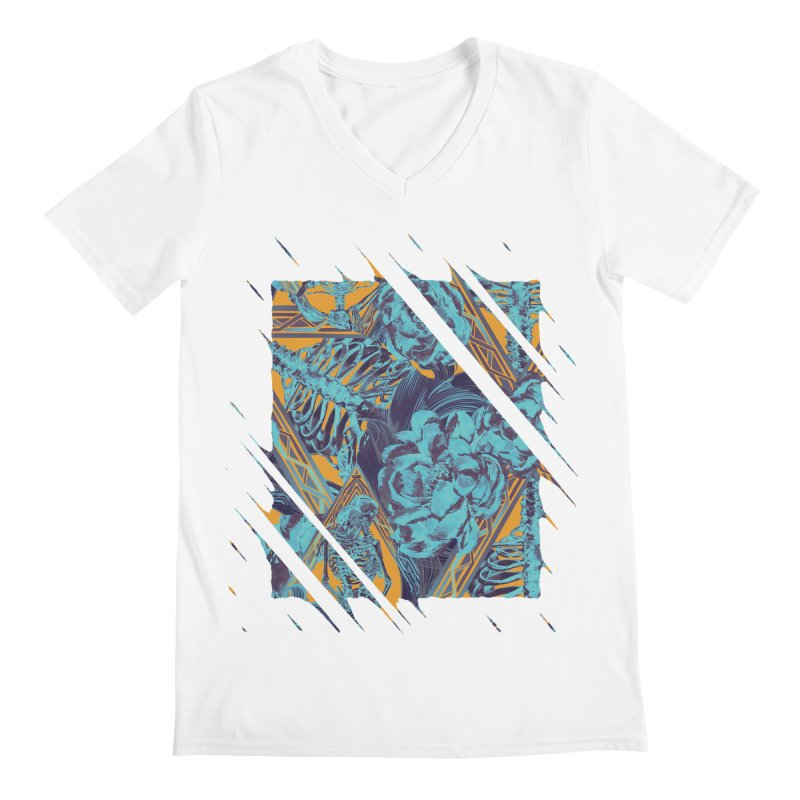 Slash Triband Men's V-Neck by Saṃsāra LSD