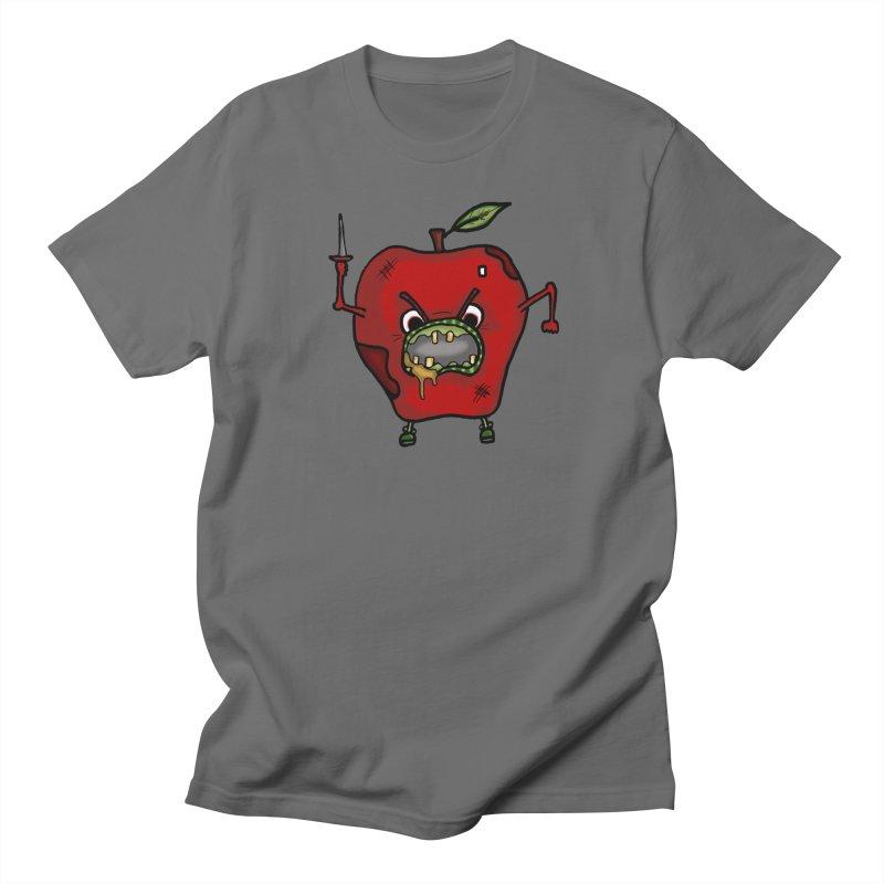 One Bad Apple Men's T-Shirt by Samsartmess's Artist Shop