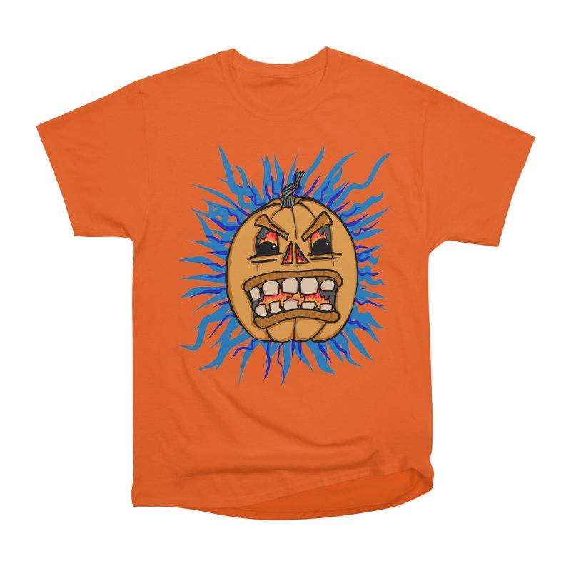 Jack Da Lantern Men's T-Shirt by Samsartmess's Artist Shop