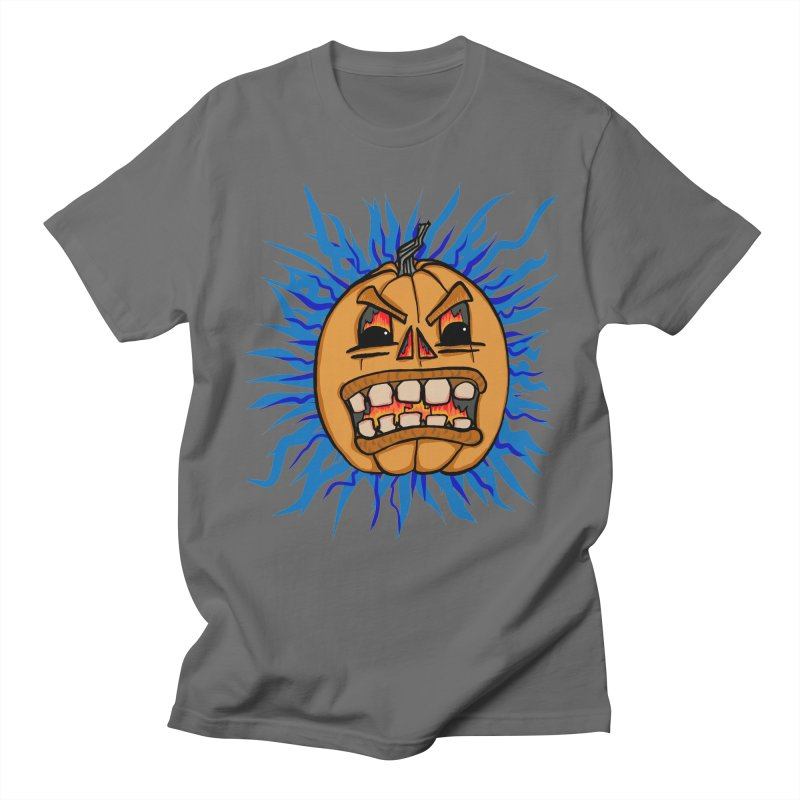 Jack Da Lantern Men's T-Shirt by Samsartmess's Artist Shop