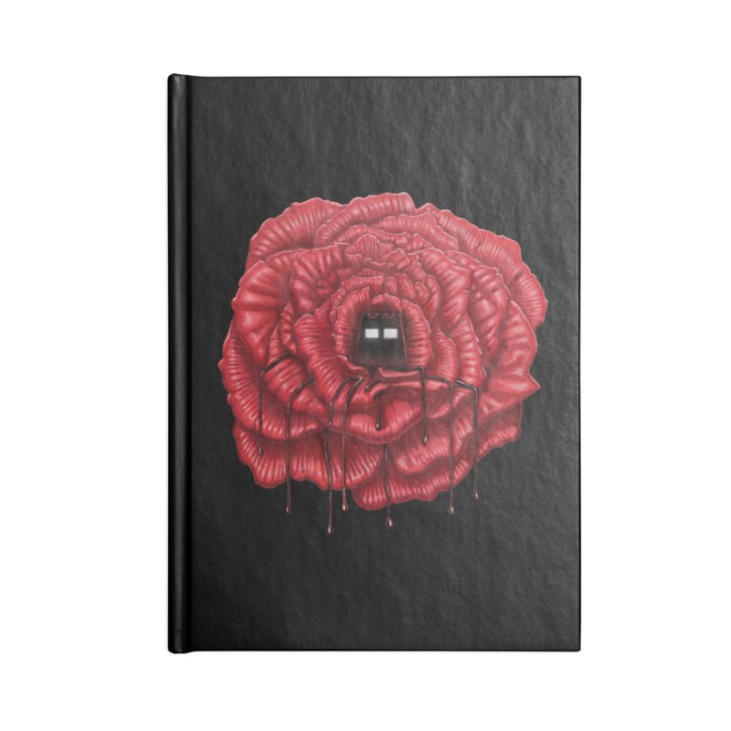 Blossom Accessories Notebook by Sand Kastles Apparel