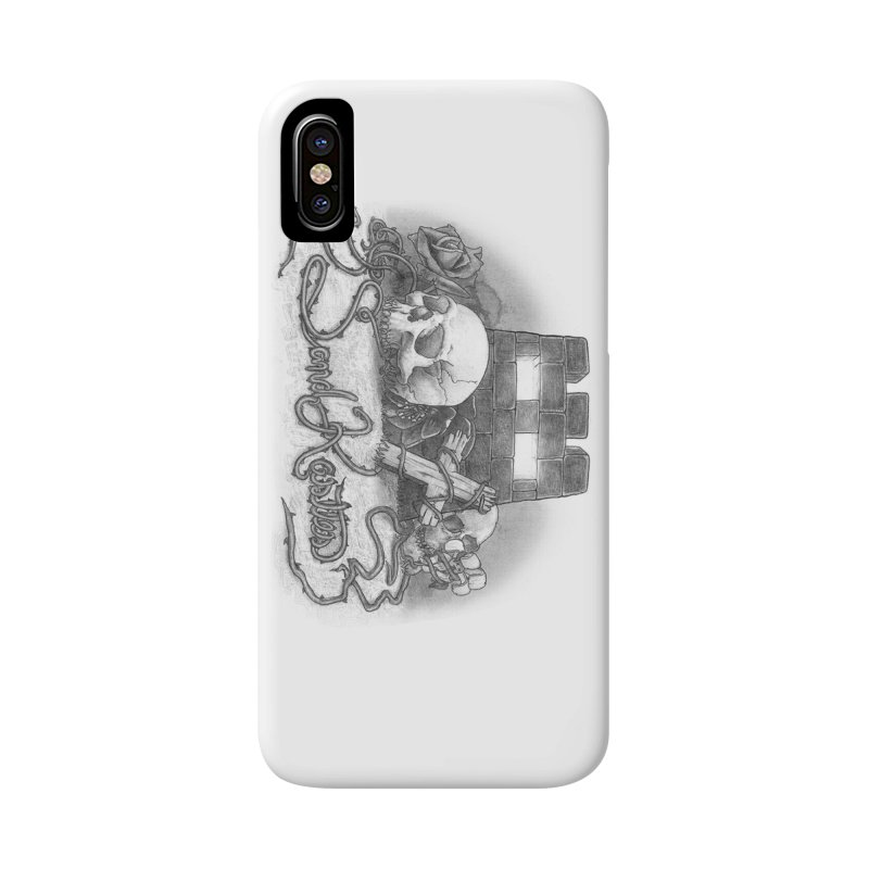 Weeds Accessories Phone Case by Sand Kastles Apparel