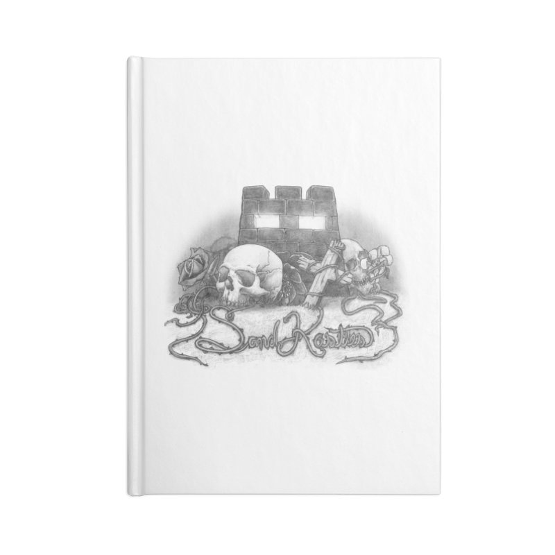 Weeds Accessories Notebook by Sand Kastles Apparel