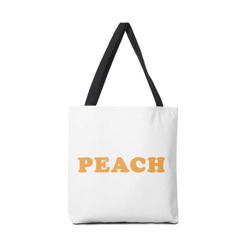 PEACH Accessories Bag by Sand Kastles Apparel