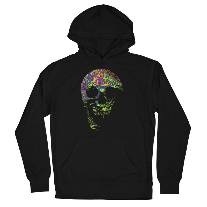 Liquid Death Women's Pullover Hoody by Sand Kastles Apparel