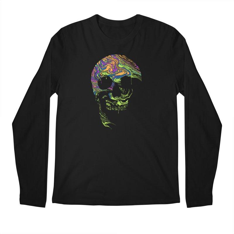 Liquid Death Men's Longsleeve T-Shirt by Sand Kastles Apparel