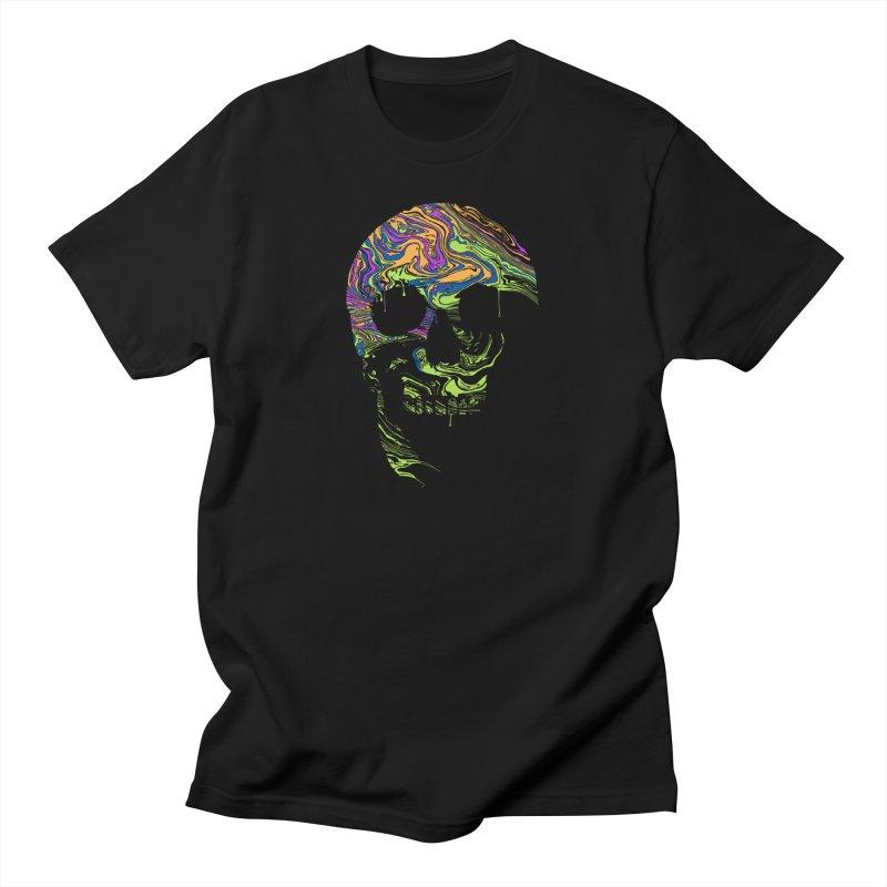 Liquid Death Women's Unisex T-Shirt by Sand Kastles Apparel