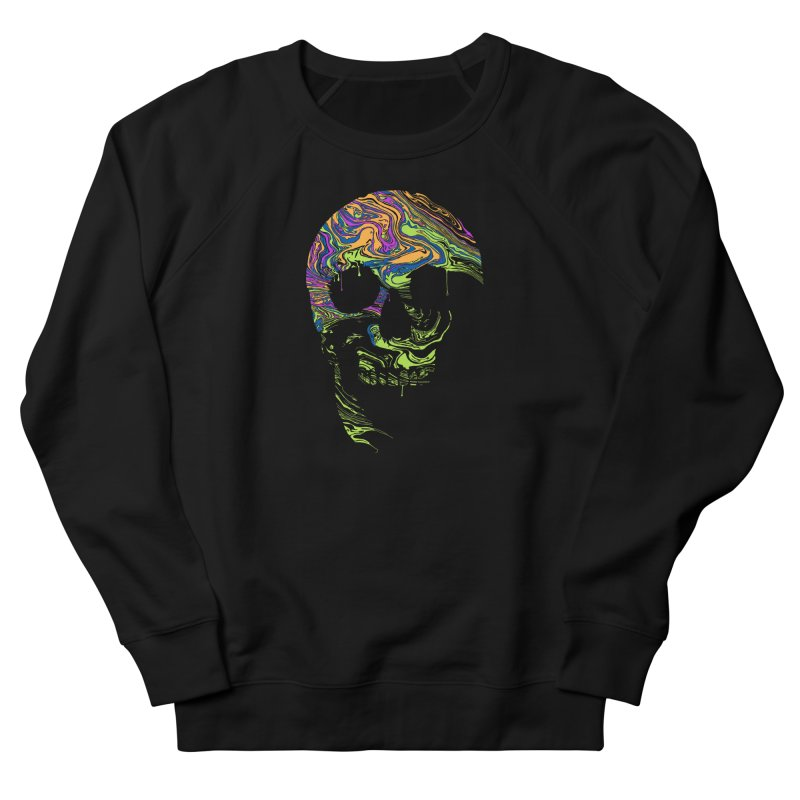 Liquid Death Men's Sweatshirt by Sand Kastles Apparel