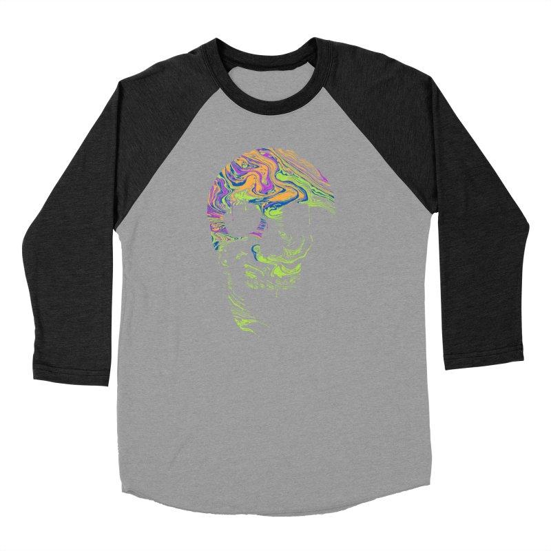Liquid Death Women's Baseball Triblend T-Shirt by Sand Kastles Apparel