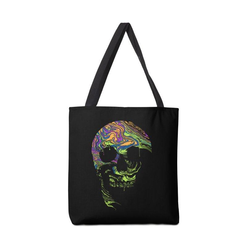 Liquid Death Accessories Bag by Sand Kastles Apparel