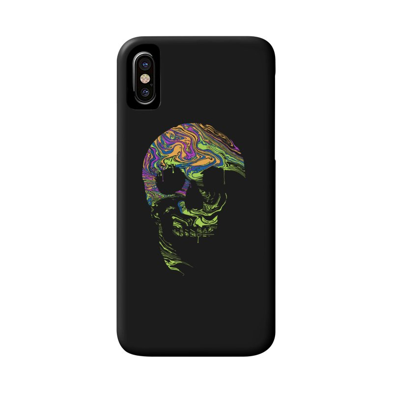 Liquid Death Accessories Phone Case by Sand Kastles Apparel
