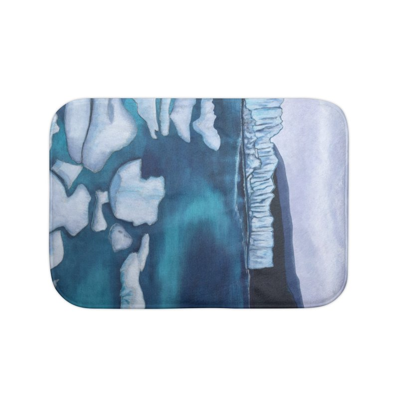 Thinner Ice Home Bath Mat by