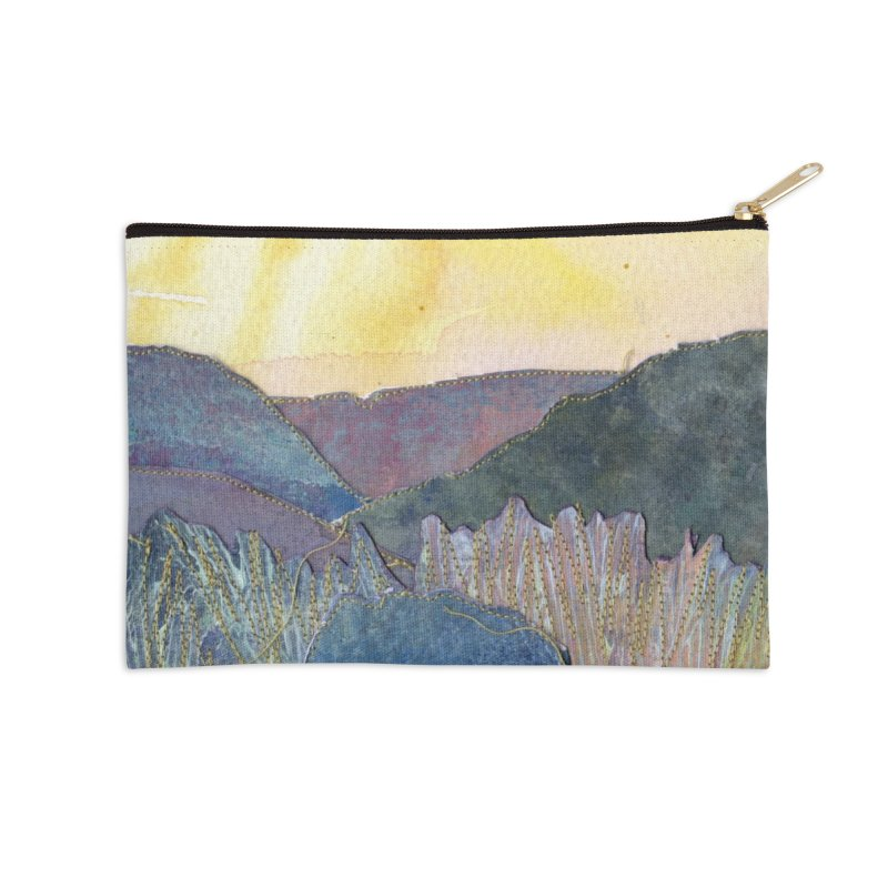 Mending Measures 10.3 Accessories Zip Pouch by
