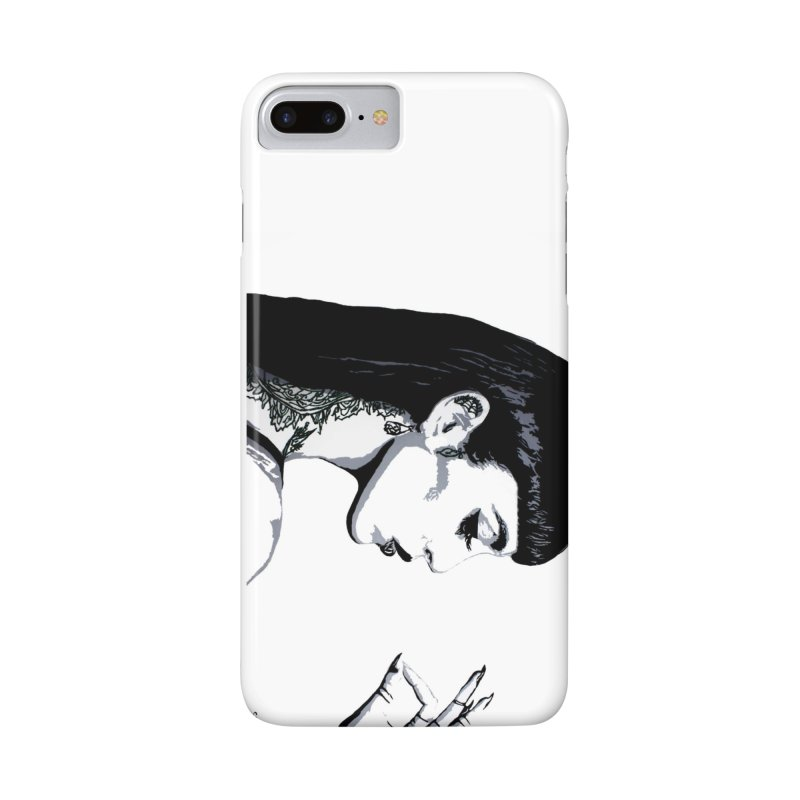 Embroidered Tattoo Collection #14 Accessories Phone Case by SarahMichelle's Artist Shop