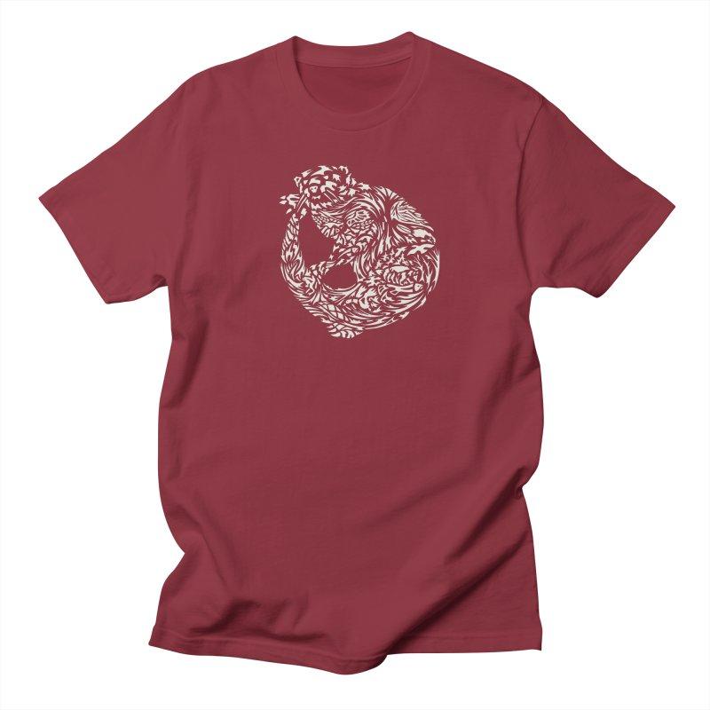 Otter Men's T-Shirt by Sarah K Waite Illustration