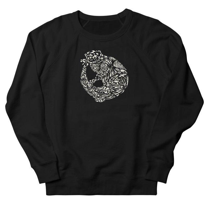 Otter Women's Sweatshirt by Sarah K Waite Illustration