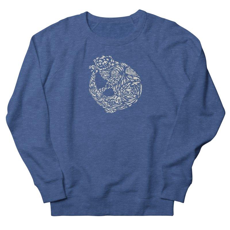 Otter Men's Sweatshirt by Sarah K Waite Illustration