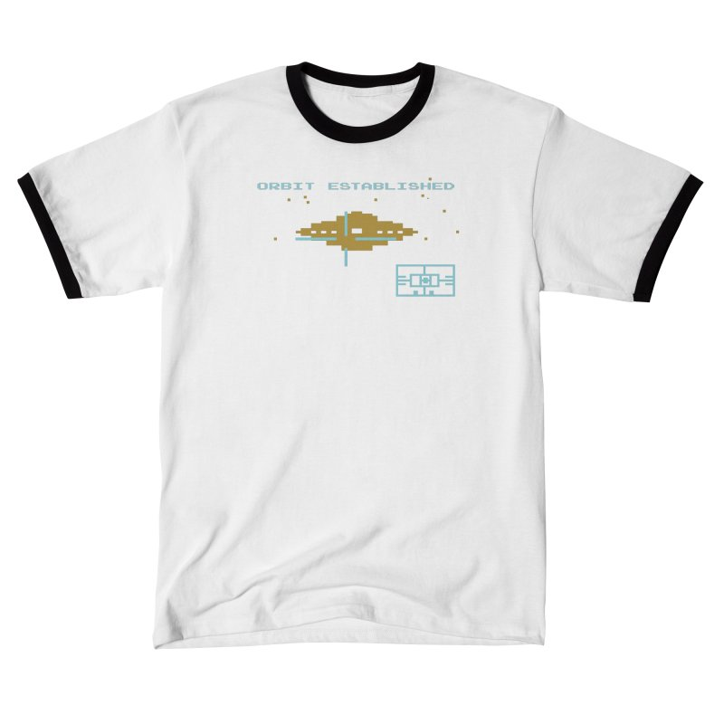 Star Raider Tribute Men's T-Shirt by Sarah K Waite Illustration