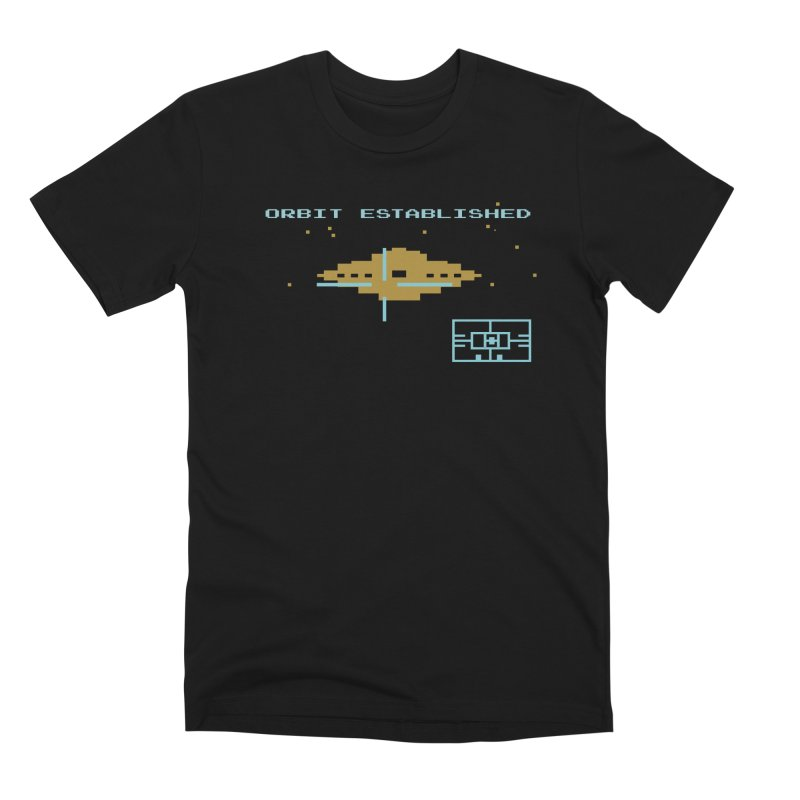 Star Raider Tribute Men's T-Shirt by Sarah K Waite Illustration