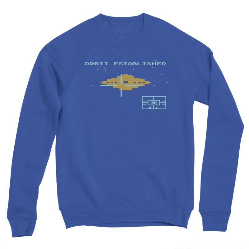 Star Raider Tribute Men's Sweatshirt by Sarah K Waite Illustration