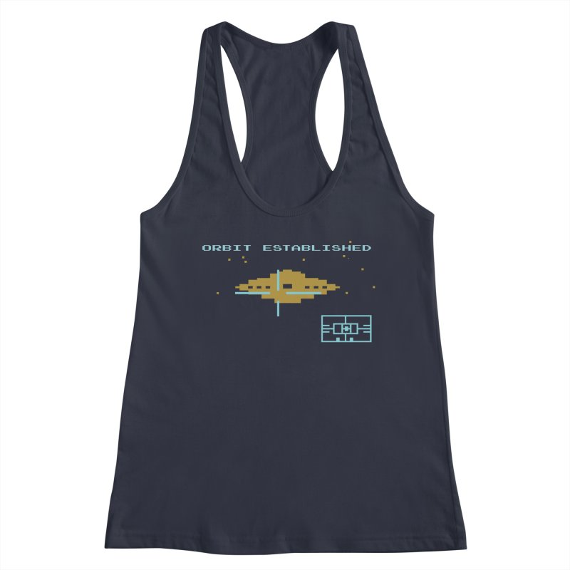 Star Raider Tribute Women's Tank by Sarah K Waite Illustration