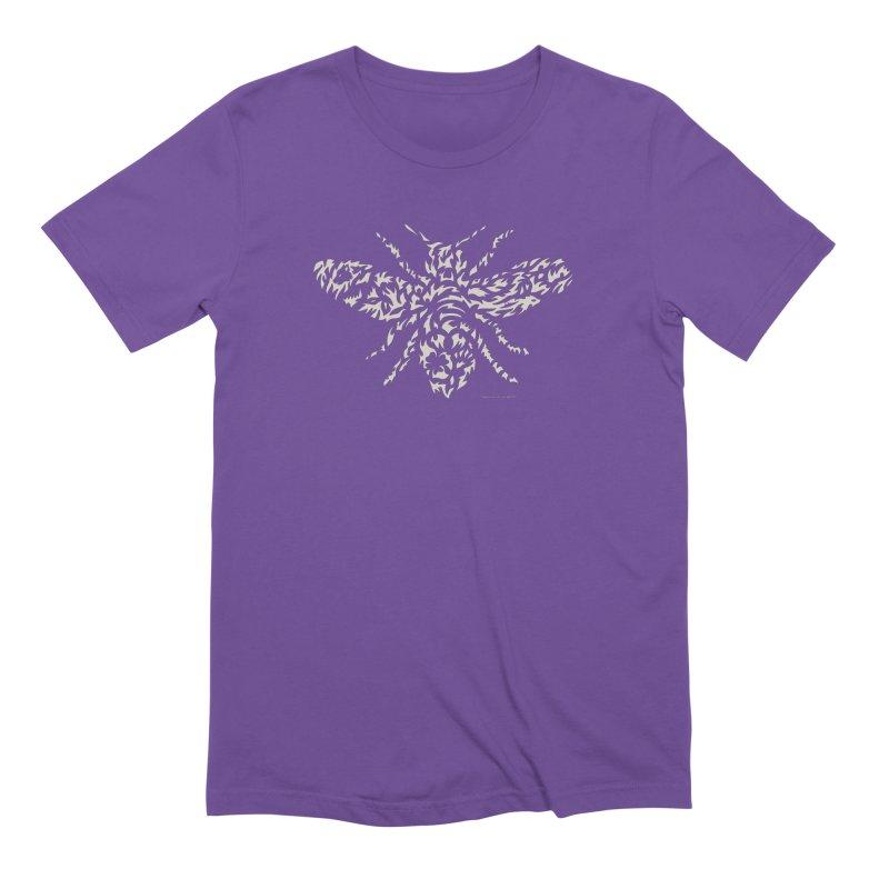 Honey Bee Men's T-Shirt by Sarah K Waite Illustration