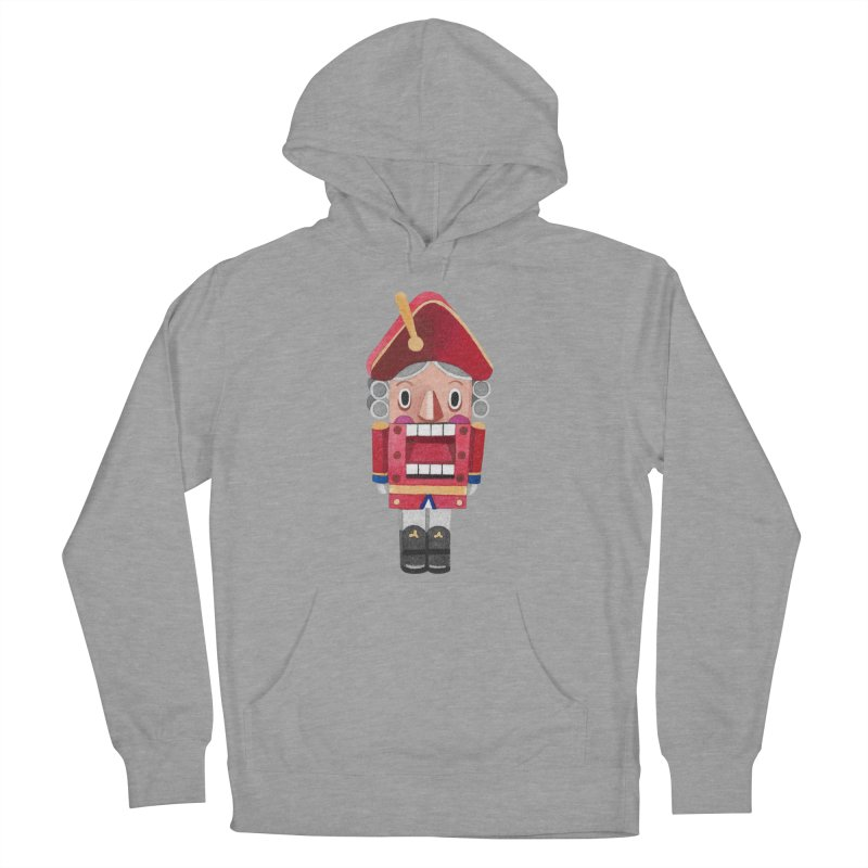 Nutcracker Women's Pullover Hoody by Sashaunisex's Shop