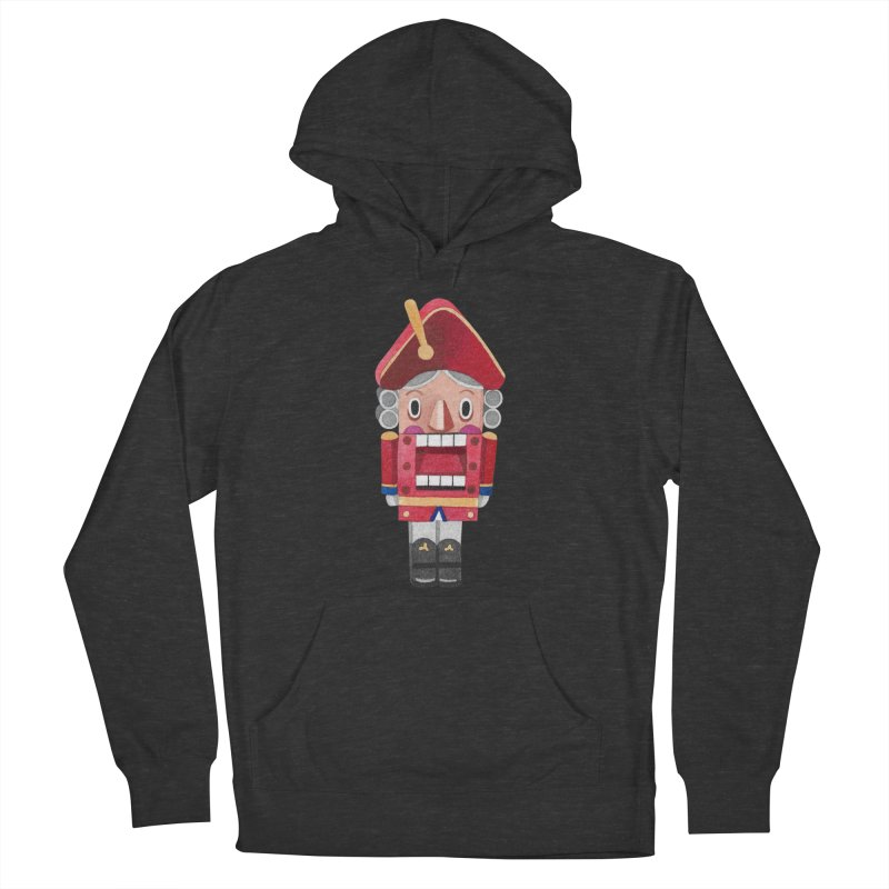 Nutcracker Men's Pullover Hoody by Sashaunisex's Shop