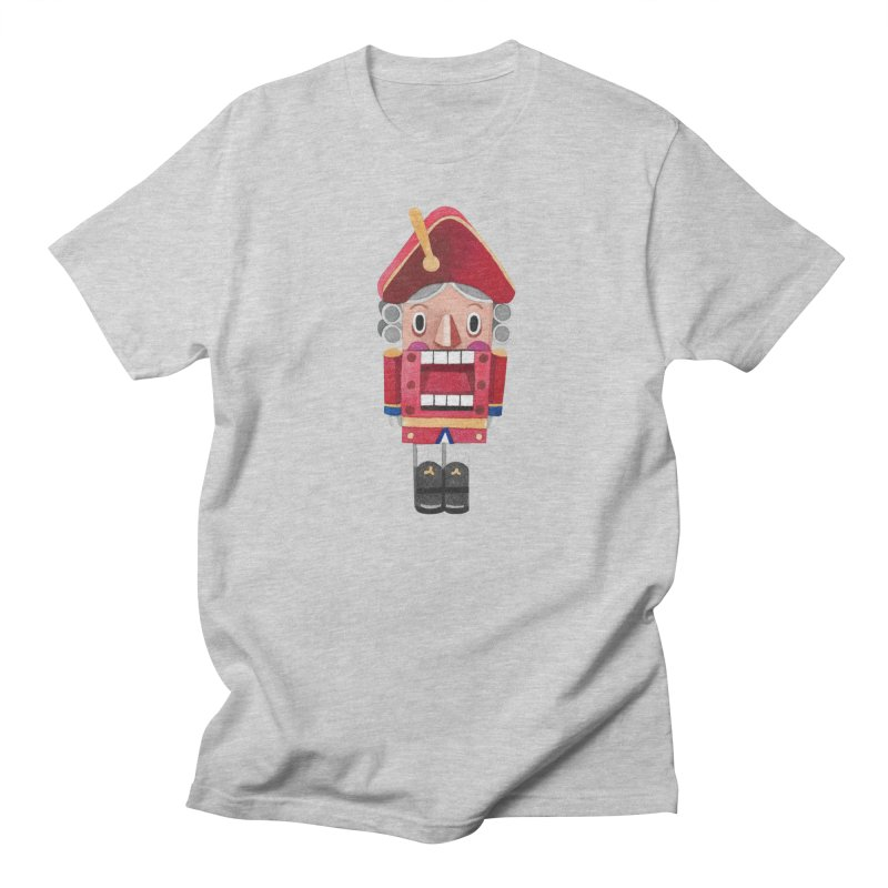 Nutcracker Men's T-shirt by Sashaunisex's Shop