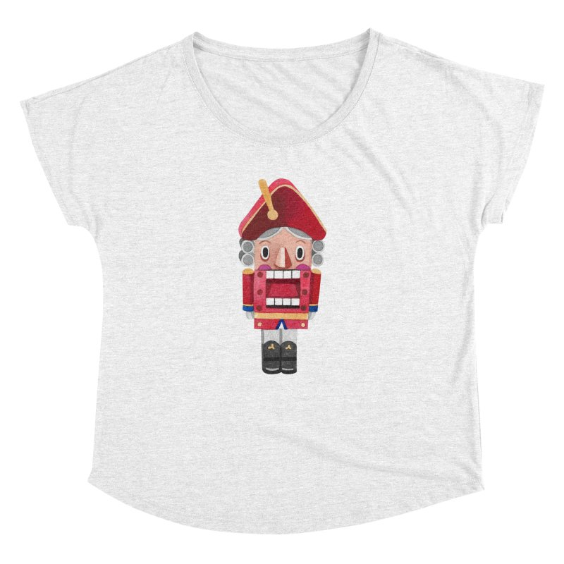 Nutcracker Women's Dolman by Sashaunisex's Shop