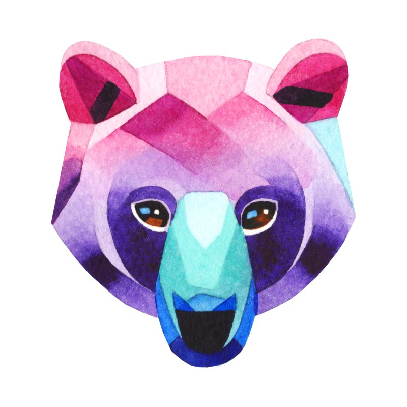 Bear by Sashaunisex's Shop