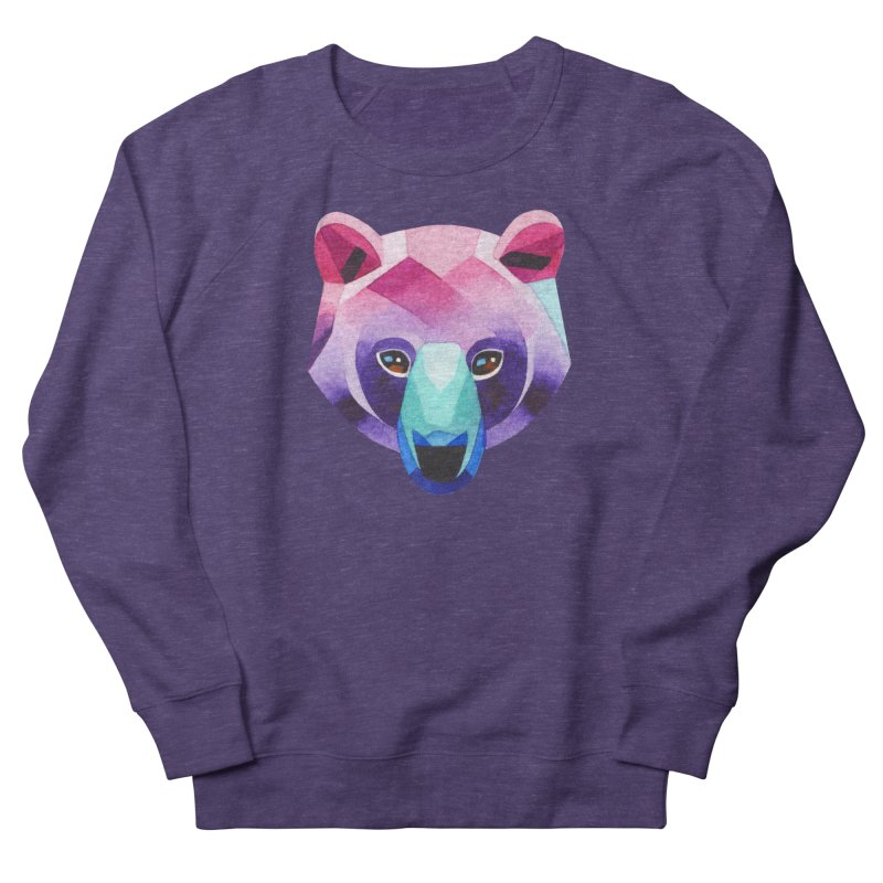 Bear Men's Sweatshirt by Sashaunisex's Shop