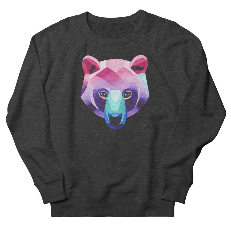 Bear Men's Sweatshirt by Sashaunisex's Shop