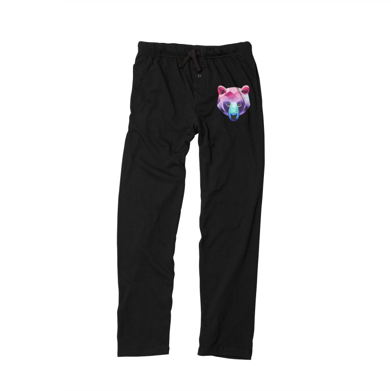Bear Women's Lounge Pants by Sashaunisex's Shop