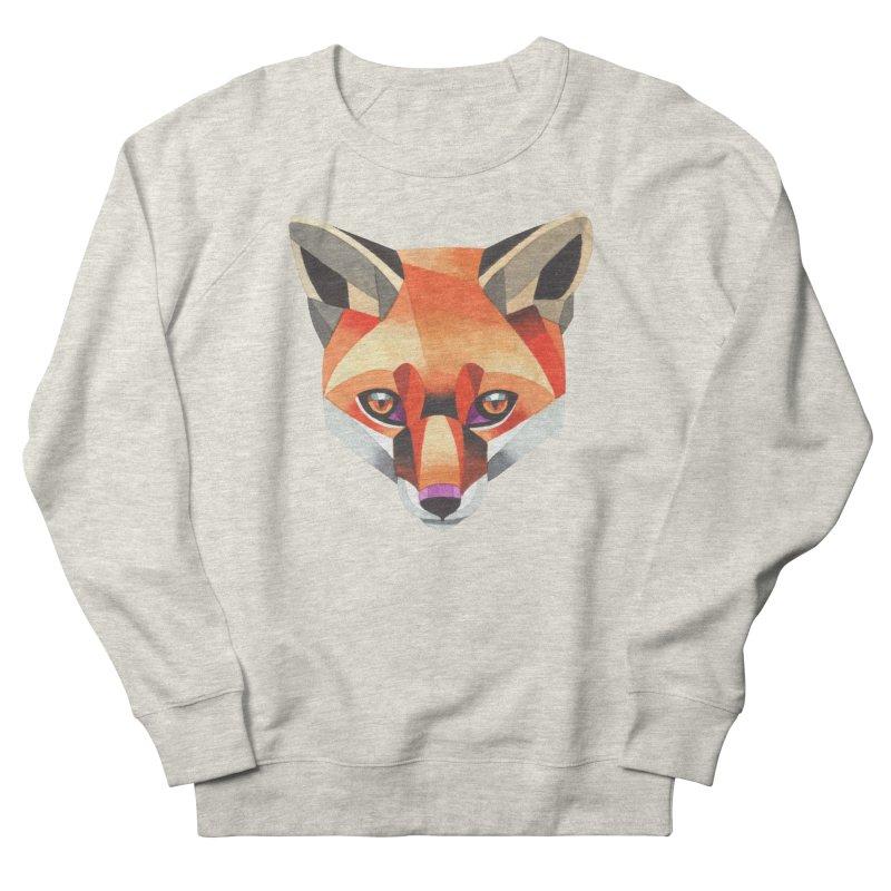 Red fox Women's Sweatshirt by Sashaunisex's Shop