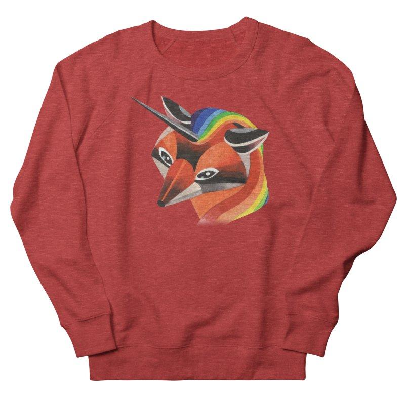 Unifox Men's Sweatshirt by Sashaunisex's Shop