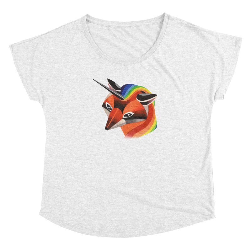 Unifox Women's Dolman by Sashaunisex's Shop