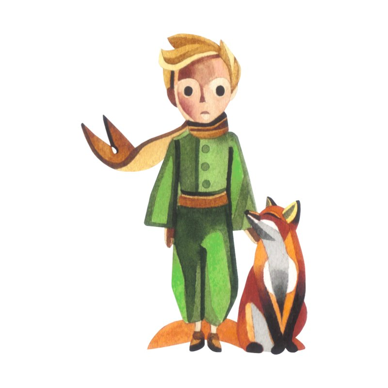 The Little Prince by Sashaunisex's Shop