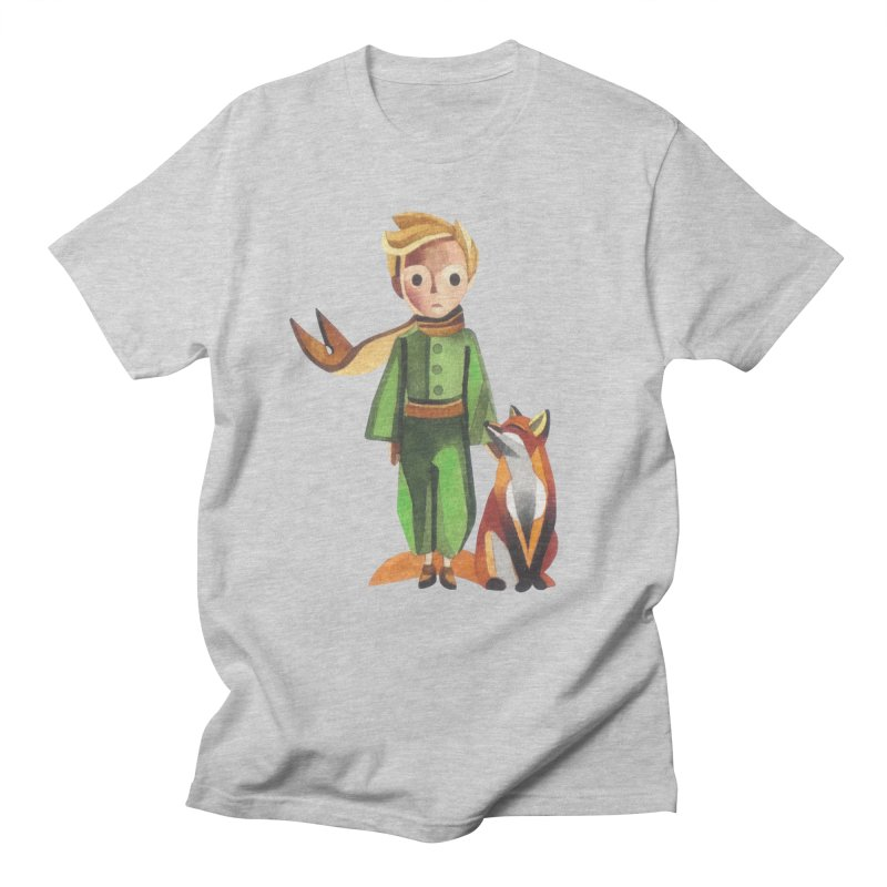 The Little Prince Men's T-shirt by Sashaunisex's Shop