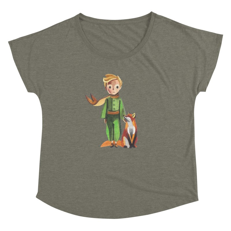 The Little Prince Women's Dolman by Sashaunisex's Shop