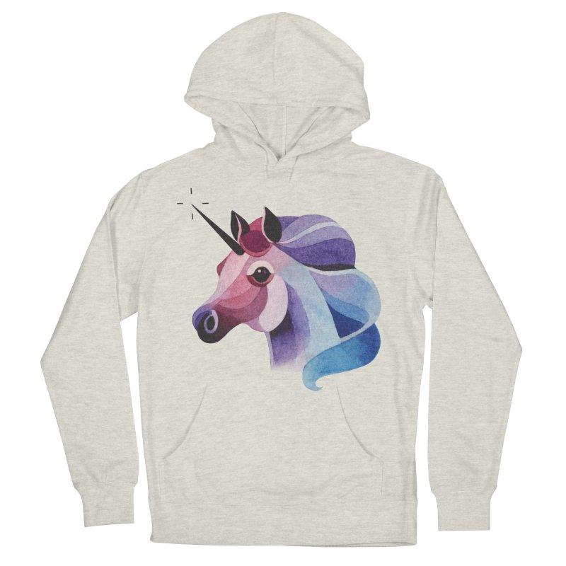Unicorn Women's Pullover Hoody by Sashaunisex's Shop