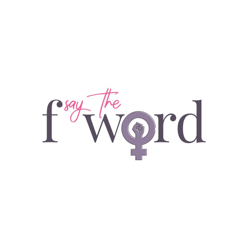 SayTheFWord Women's Scoop Neck by Say The F Word