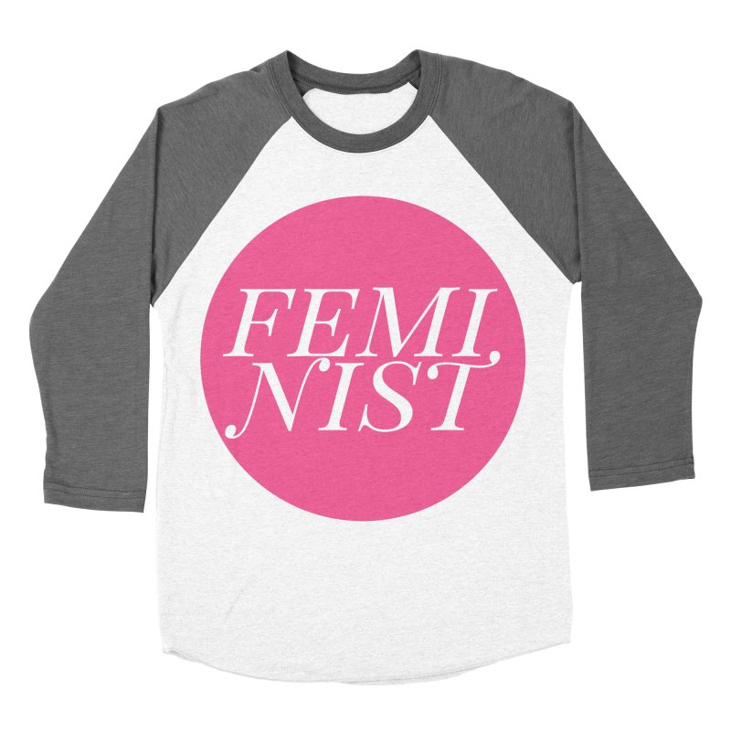 Loud Feminist Women's Longsleeve T-Shirt by Say The F Word