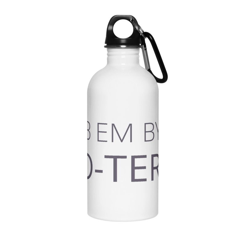 Grab Em By The Mid-Terms Accessories Water Bottle by Say The F Word