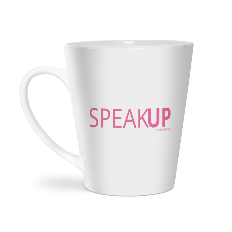 Speak Up Accessories Mug by Say The F Word