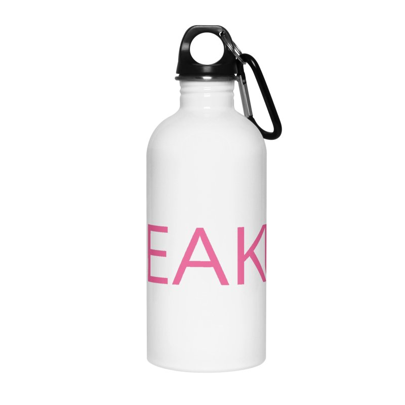 Speak Up Accessories Water Bottle by Say The F Word